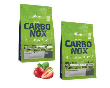 Olimp Carbonox 2 x 1 kg  TRUSKAWKA