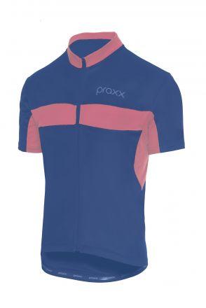 Praxx Thermoactive Cycling Jersey | NIEBIESKO-RӯO