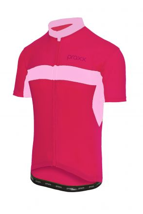Praxx Thermoactive Cycling Jersey |  MAGENTA PINK/