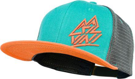 Silvini Trucker Cap Mirano   Ocean/Orange