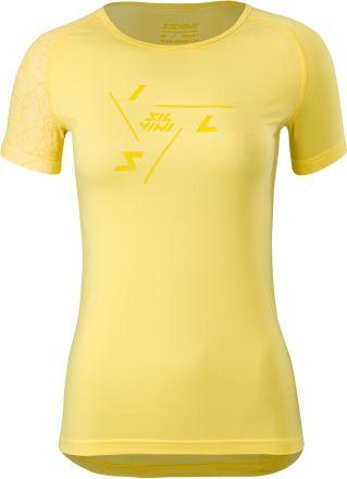 Silvini Women's T-shirt Giona | YELLOW