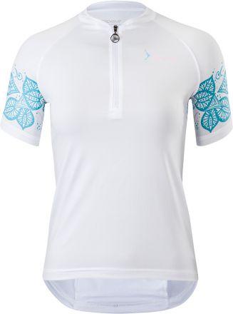 SILVINI Women's MTB Jersey Sabatini | WHITE/BLUE