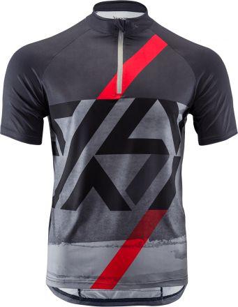 SILVINI Men's  MTB Cycling Jersey  | CLOUD RED