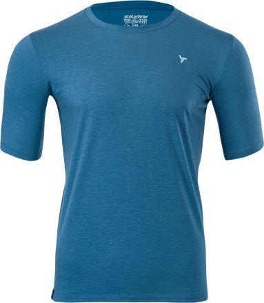 SILVINI men's MTB jersey Berici | BLUE