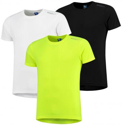 Zestaw trzech koszulek Rogelli Promo