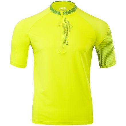 SILVINI men's MTB jersey Turano PRO | LIME/OLIVE