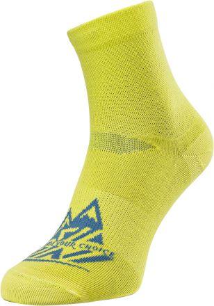 SILVINI Enduro MID Socks Orino | NEON/BLUE