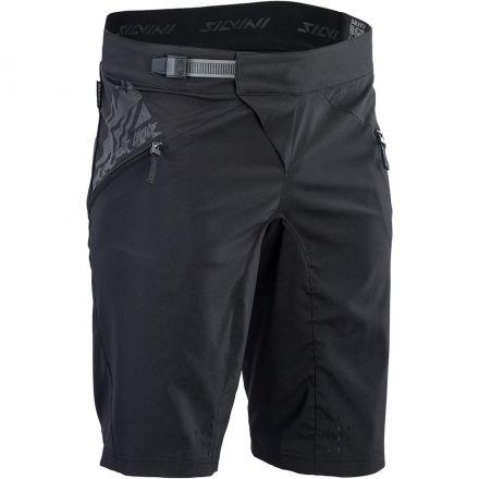 SILVINI  Enduro Shorts Fabriano | BLACK