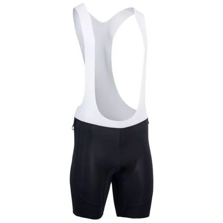SILVINI Men's inner bib shorts Banari | BLACK/WHITE