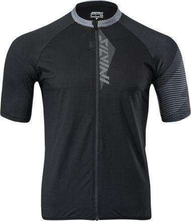 SILVINI men's MTB jersey Turano PRO | BLACK/CLOUD