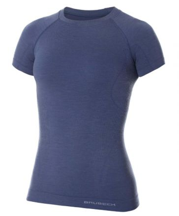 Brubeck Active Wool Women's T-Shirt | JEANSOWY