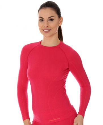 Brubeck Active Wool  Women's LS Top | MALINA