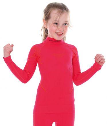 Brubeck Thermo Junior Women's Sweatshirt | MALINOWY