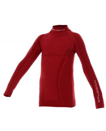 Brubeck Active Wool  Junior Women's Sweatshirt | BORDOWY