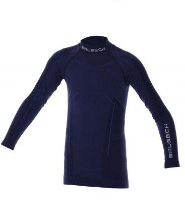 Brubeck Active Wool  Junior Men's Sweatshirt | GRANAT