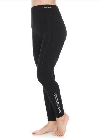 Brubeck Extreme Wool Women's Long Pants | CZARNE