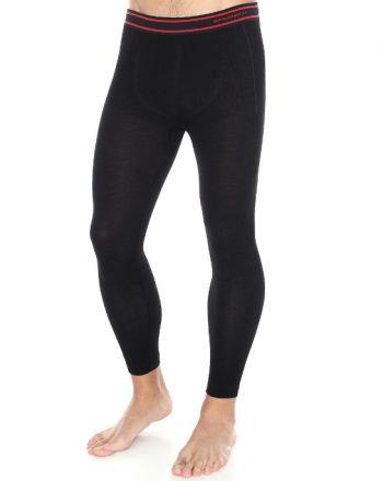 Brubeck Active Wool  Men's Pants | CZARNE