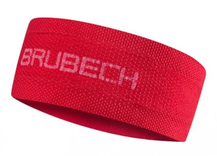 Brubeck Handband Thermoactive System 3D PRO  RED
