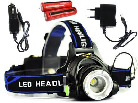 PRAXX Head Lamp