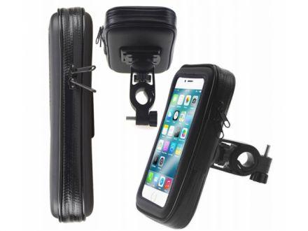 PRAXX Waterproof Phone Holder | BLACK