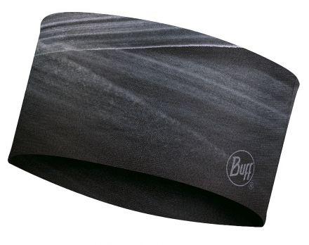 Buff Coolnet UV+ Headband WIDE | SPEED GRAPHITE
