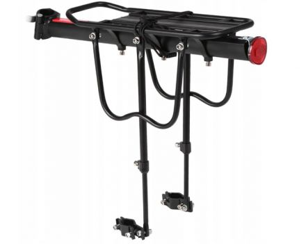 PRAXX Bicycle Rack + Sport Arsenal 062