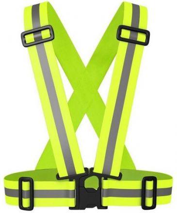 PRAXX Reflective Harness + Kellys Bang