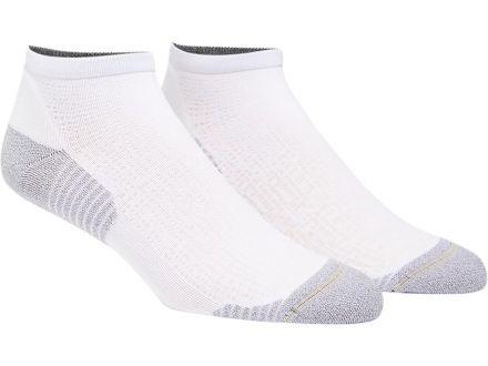 Asics Ultra Light Quarter Sock | BRILLIANT WHITE - ultralekkie męskie skarpety do biegania 3013A280.