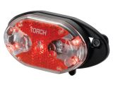 TORCH TAIL BRIGHT 5X CARRIER FIT czarna