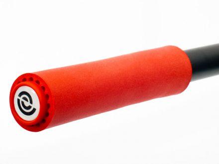 BIKE RIBBON SIO2 EXTRALITE 130mm 50gram silikon czerwone