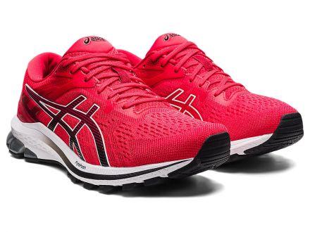 Asics GT-1000 10 | ELECTRIC RED/BLACK - męskie buty do biegania