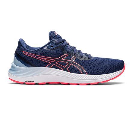 Asics Gel Excite 8 | THUNDER BLUE/BLAZING CORAL -  Damskie buty do biegania