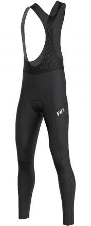 FDX Men's Thermal Bib Tight | BLACK