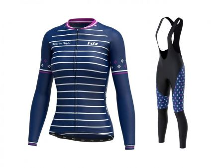 FDX  Women's Thermal SET Limited Edition | BLUE PINK