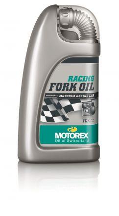 Motorex Racing Fork Oil 5W 1L - olej do amortyzatorów rowerowych