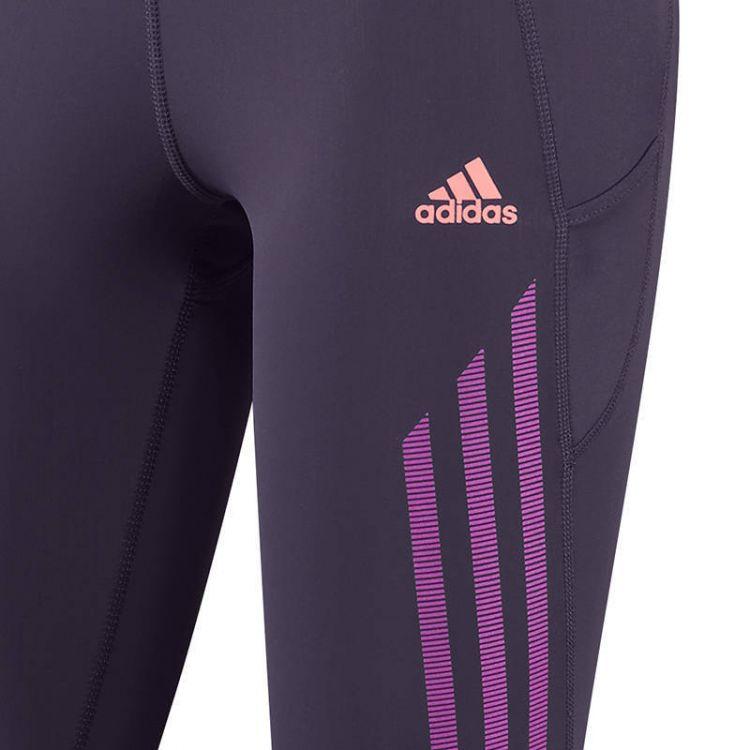 kupuj bestsellery buty jesienne sprzedaż Getry 3/4 do biegania damskie Adidas Supernova TI W spodnie ...