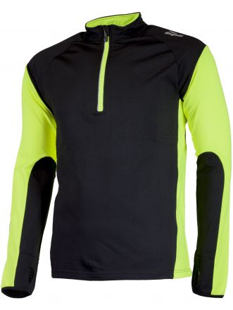 Rogelli Dillon Running Top L/S - męska lekka bluza do biegania