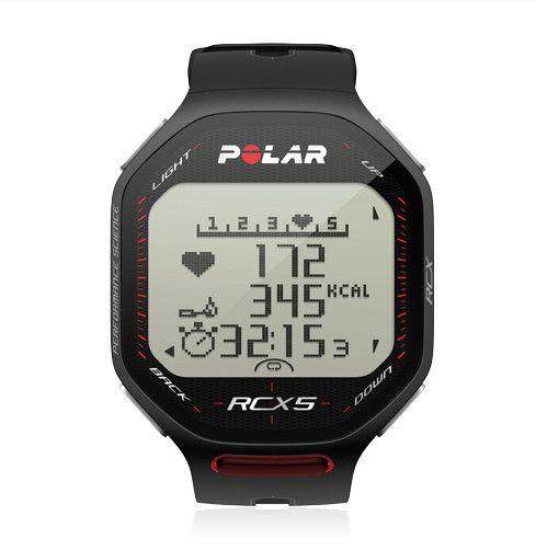 Pulsometr zegarek sportowy Polar RCX5 GPS pulsometr dla trathlonistów - SklepDlaBiegaczy.pl