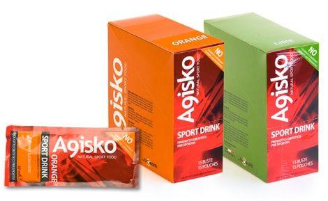 Napój energetyczny Agisko Sport Drink