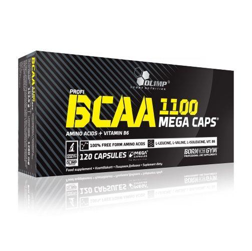 Olimp BCAA Mega Caps 30 szt.