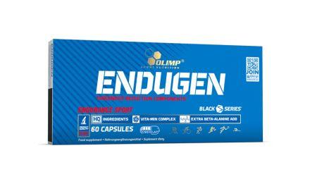 Olimp Endugen 60 kaps lepsza wydolność, mniejsze zmęczenie