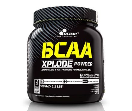 Olimp BCAA Xplode - suplement diety