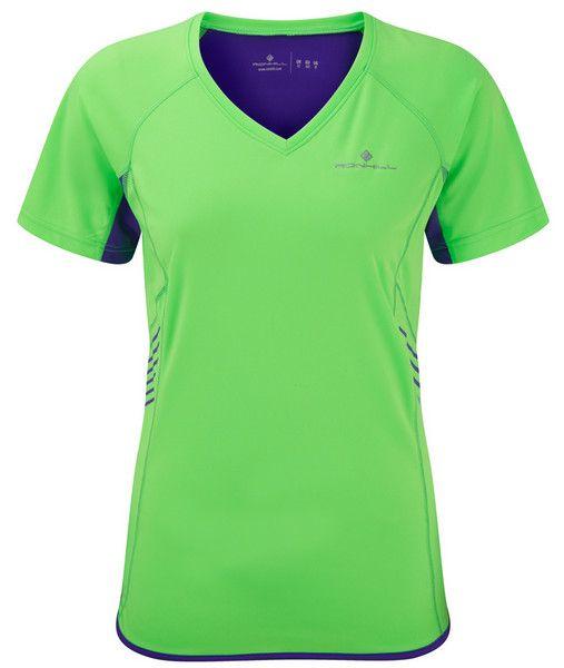 Damska koszulka do biegania Ronhill Aspiration S/S Tee