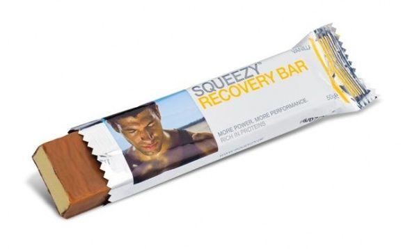 Squeezy Recovery Bar - baton białkowy