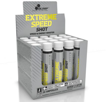Olimp Extreme Speed Shot (25ml)