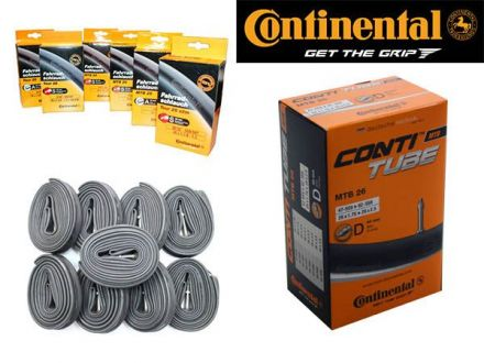 Continental Tube MTB 26x1.75-2.5(62-559) DV40