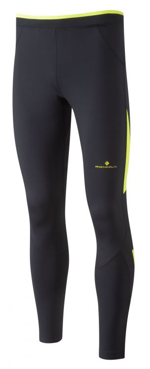 Ronhill Vizion Contour Tight - męskie getry do biegania