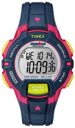Timex Ironman® 30-Lap Memory Chrono - damski zegarek sportowy T5K813