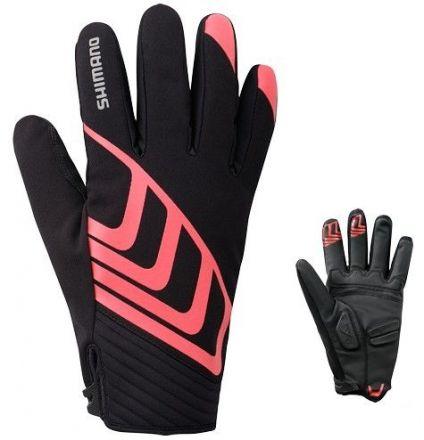 Rękawiczki na rower Shimano Windbreak All Condition Glove