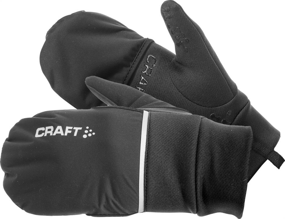 Craft Hybrid Weather Glove - rękawiczki do biegania 1903014_9999